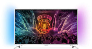 Телевизор Philips 43PUS6501/12, Ultra HD, SMART TV, Wi-Fi